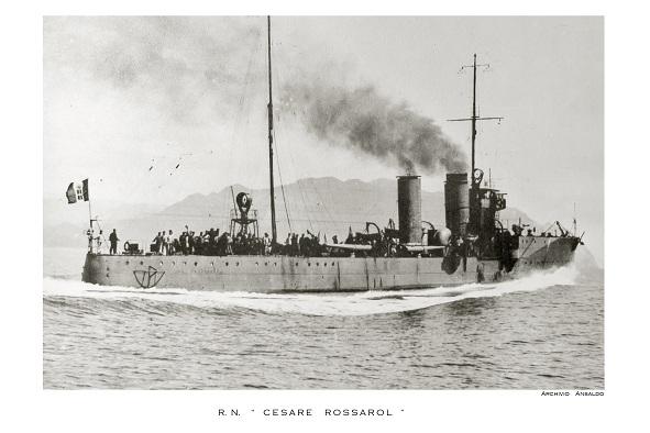 Cesare Rossarol on steam.